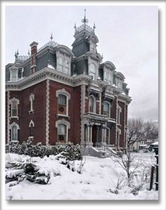 Phelps Mansion Museum Binghamton, NY